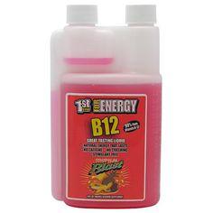 1st Step for Energy B12 Tropical Blast - 16 fl oz (480) ml #Fitness #health #WomensHealth #BestHealthSupplements