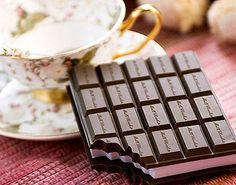 Chocolate Shaped Notepad