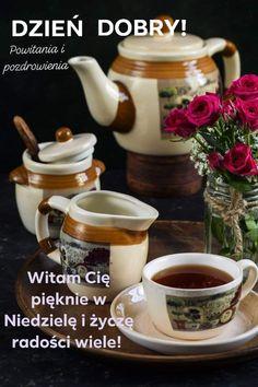Good Morning Arabic, Tea Pots, Tableware, Flower, Dinnerware, Tablewares, Tea Pot, Dishes, Place Settings