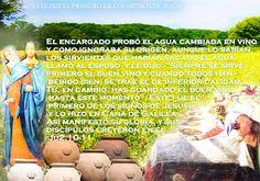 EVANGELIO DE JUAN: CREYERON EN EL  Ju 2,10 -11
