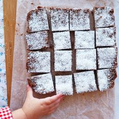 [no bake] choc coconut slice - my lovely little lunch box Christmas Recipes For Kids, Healthy Christmas Recipes, Christmas Treats, Kids Christmas, No Bake Slices, Coconut Slice, Little Lunch, Lunch Box Recipes, Snacks Recipes