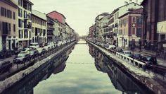Winter at the Navigli, Milano http://meerblog.de