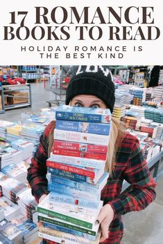 Holiday Romance Books can make the Winter Months Sizzle! Here is a list of some of the top Holiday Romance Books for the Long Winter Months Ahead Best Fantasy Romance Books, Good Romance Books, Romance Authors, Fantasy Books, Books To Buy, I Love Books, Good Books, Books To Read, Debbie Macomber