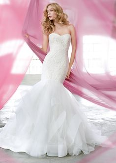 Blush by Hayley Paige Bridal Gowns, Wedding Dresses Style 1603 by JLM Couture, Inc.