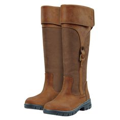 Dublin Turndown Boots | Dover Saddlery Also their waterproof