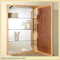 Make Photo Gallery Bathroom Medicine Cabinets ideas