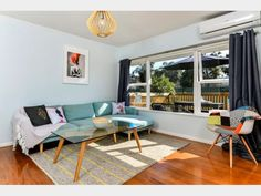 This two-bed home in Belmont is a sun worshipper's dream!