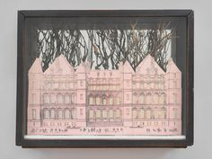 """Rose Castle"" by Joseph Cornell"