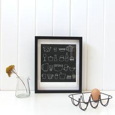 Home Again  giclee print by skinnylaminx on Etsy, $40.00
