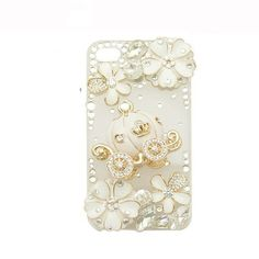 Handmade hard case for HTC VIVID Bling pumpkin car by CheersCases, $24.99