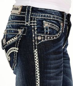 Exclusive 4 Buckle Rock Revival May heavy stitching & distressing ...