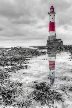 Beach head Lighthouse. This could go in Reflections too though! Decisions, decisions!!! Lol. Beautiful pic!
