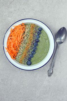Lean Greens Smoothie Bowl Recipe   Veggie Desserts Blog