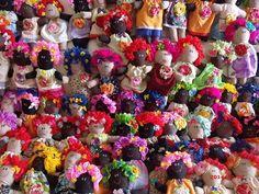 Bonecas para Africa dolls for donation