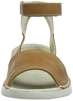 d7fe756f2b Softinos Women's Tia385sof Ankle Strap Sandals: Amazon.co.uk: Shoes & Bags