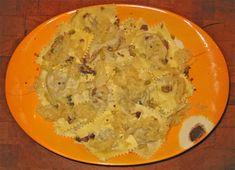 Il mondo di Luvi: Ravioli di carciofi con cipolla caramellata, olive...