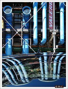 Paris Pics, Paris Pictures, Francia Paris, Paris France, Pompidou Paris, Centre Pompidou, Renzo Piano, Architects, Ph