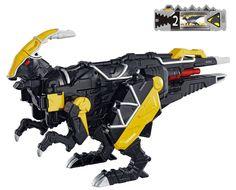 Power Rangers Dino Charge Zord:  Kyoryuger Parasagan (Power Rangers Toys)