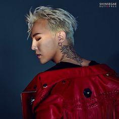 G-Dragon X SHINSEGAE Duty Free © ssgdutyfree | Do not edit.