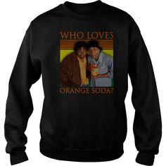 About Kenan And Kel Who Loves Orange Soda Vintage Sweatshirt-SL This sweatshirt is Made To Order, we print the sweatshirt one by one so we can control the quality. Kenan E Kel, Orange Soda, Direct To Garment Printer, Sweatshirts, Vintage, Black, Fashion, 1980s, Outfits