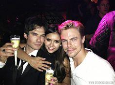 Nina dobrev and derek hough dating again quotes