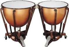"Ludwig LKS402FG Standard Fiberglass Timpani Set by Ludwig. $2999.99. Today, it is estimated that there are more Standard Symphonic timpani in use throughout the world than all other models and brands combined. Practical features, like a tuning mechanism securely enclosed in the kettle, have made it very popular in colleges and school systems. Supplied with fiber head protectors and shallow drop covers. Sizes 26"" & 29"" fiberglass bowls with gauges.. Save 43% Off!"
