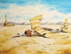 the last bird by sandrutowiec on DeviantArt Illustration Art, Deviantart, Bird, Painting, Drawing S, Birds, Painting Art, Paintings, Painted Canvas