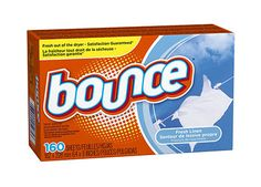Get FREE Bounce Fabric Softener Sheets!