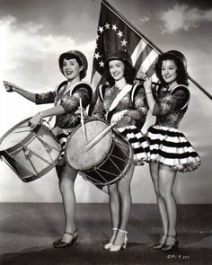 vintage fourth of july pin up - Yahoo Image Search Results