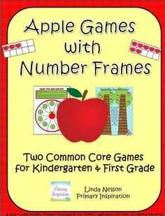FREE two ten frames games