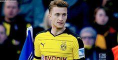 Marco Reus against Hertha BSC