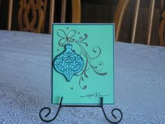 It's in the Beauty of Christmas by sillyfilly - Cards and Paper Crafts at Splitcoaststampers