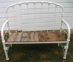 Image result for upcycle brass beds