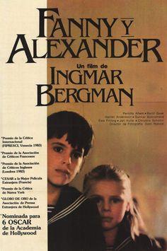 Ingmar Bergman - Fanny and Alexander 1982.  Growing up in the theatre.