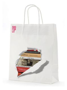 Bag For Lit Shopping Bag