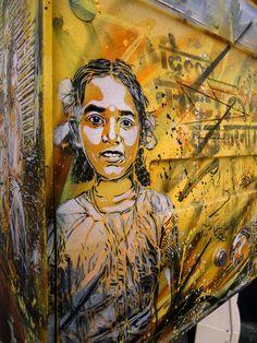 Streetart India