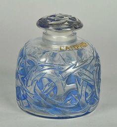 *Lalique Perfume Bottle Epines 1921