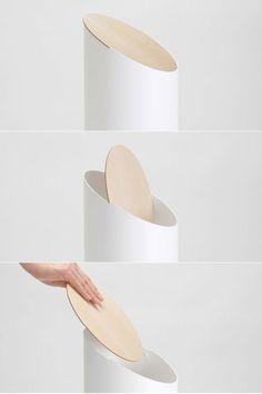 【楽天市場】■ふた付きゴミ箱「SWING BIN」:木香屋 Smart Design, Can Design, Bathroom Waste Bins, Modern Furniture, Furniture Design, Presentation Techniques, Making Baskets, Industrial Design Sketch, Product Design