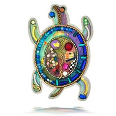 Seeka Sea Turtle Nature Pin From The Artazia Collection P0833 Review