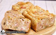 Sajtos-baconos babka recept Receptneked konyhájából - Receptneked.hu Mozzarella