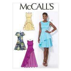Mccall Pattern M7091 14-16-18-2-Mccall Pattern
