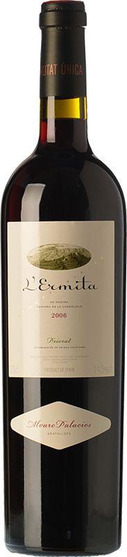 L'Ermita 2010 - Comprar vino Tinto Crianza - Priorat - Álvaro Palacios