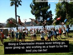 This was on pinterest and it's of my team two years ago and I'm in this. I'm slowly becoming famous!