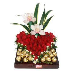 Corazones Y Rosas Blancas | miércoles, 4 de agosto de 2010 - gorgeous idea for valentine's day :))