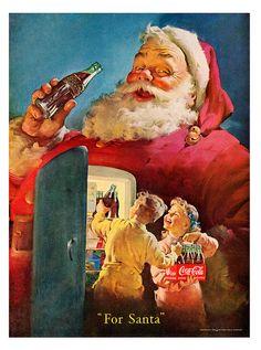1950 Coca Cola advertisement