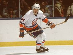 Bob Bourne, New York Islanders