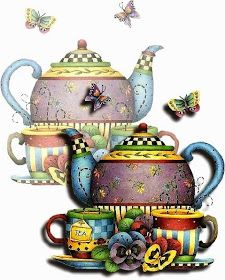 home sweet home Decoupage Vintage, Decoupage Paper, Vintage Diy, Vintage Paper, Vintage Images, Tee Kunst, Tea Art, Country Art, Kitchen Art