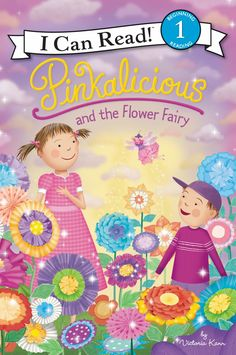 Buy Pinkalicious and the Flower Fairy by Victoria Kann at Mighty Ape NZ. Readers can watch Pinkalicious and Peterrific on the funtastic PBS Kids TV series Pinkalicious & Peterrific! New York Times bestselling author Vic. Pbs Kids, Kids Tv, Cute Stories, Stories For Kids, Flower Fairies Books, Sounding Out Words, I Can Read Books, Victoria, Kids Boxing