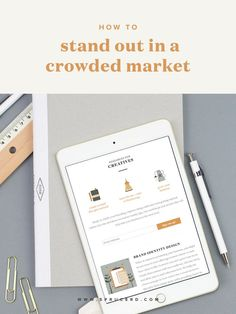 How to stand out in a crowded market, personal branding and brand photography, marketing for women in business, creative entrepreneur Branding Your Business, Small Business Marketing, Business Advice, Business Design, Creative Business, Online Business, Business Logos, Personal Branding, Media Marketing