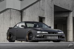 AUTO CONNECTION Nissan Silvia S14 on WORK Seeker FX | Flickr - Photo Sharing!